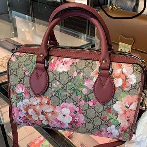Brandnew Gucci Boston Bloom